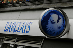 © under license to London News Pictures. .2011.01.18 .The Financial Services Authority has fined Barclays with a record 7.7 million pound fine for mis-selling two income investments..Picture credit should read Grant Falvey/London News Pictures.