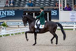 Reynolds Judy, IRL, Vancouver K<br /> European Championship Dressage<br /> Rotterdam 2019<br /> © Hippo Foto - Dirk Caremans