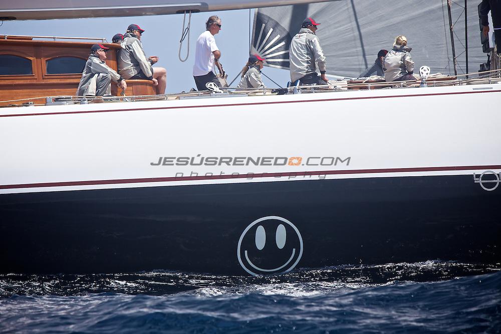 MENORCA MAXI 2014, © Jesus Renedo. DAY 1 of Racing