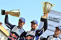 Andreas Mikkelsen (NOR)/COla FloeneC(NOR)-Volkswagen Polo WRC