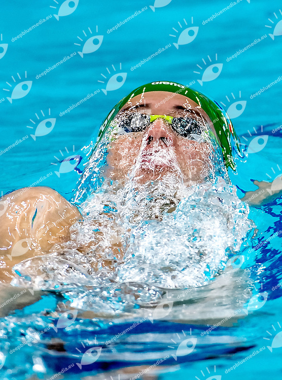 Chad Le CLOS RSA<br /> 200 Individual Medley men <br /> FINA Mastbank Swimming World Cup 2014<br /> Dubai, UAE  2014  Aug.31 th - Sept.1st<br /> Day1 - Sept. 1st - Heats<br /> Photo G. Scala/Deepbluemedia