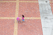 Walking the Malecon, Guayaquil