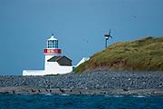 Straw Island Lighthouse, Inishmore, Aran Islands