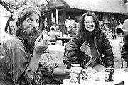 Hank & Gilda, Glastonbury, 1993.