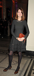 PLUM SYKES at a reception to celebrate the opening of 'Magnificence Of The Tsars' the new exhibition at the V&A held on 9th December 2008.