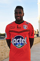 Cesar Zeoula - 28.09.2015 - Photo officielle - Laval - Ligue 2<br /> Photo : Philippe Le Brech / Icon Sport<br /> <br /> NB César Zeoula, was formerly known as César Lolohéa