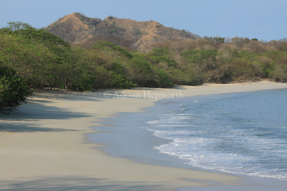Conchal Beach, Guanacaste, Costa Rica.  <br />