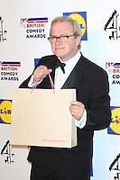 Harry Enfield, British Comedy Awards, Fountain Studios, London UK, 16 December 2014, Photo by Richard Goldschmidt