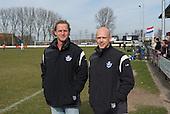 Kees Jansen en Dennis van der Ree