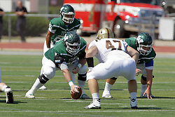 09 September 2017:  Mike Mulcrone during an NCAA division 3 football game between the Nebraska Wesleyan PRAIRIE WOLVES and the Illinois Wesleyan Titans in Tucci Stadium on Wilder Field, Bloomington IL