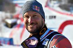 10.03.2018, Kvitfjell, NOR, FIS Weltcup Ski Alpin, Kvitfjell, Abfahrt, Herren, Flower Zeremonie, im Bild Svindal Aksel Lund // Svindal Aksel Lund during the Flowers ceremony for the men's downhill of FIS Ski Alpine World Cup in Kvitfjell, Norway on 2018/03/10. EXPA Pictures © 2018, PhotoCredit: EXPA/ jonas Erikson