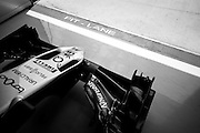July 21-24, 2016 - Hungarian GP, Sergio Perez (MEX), Force India front nose detail