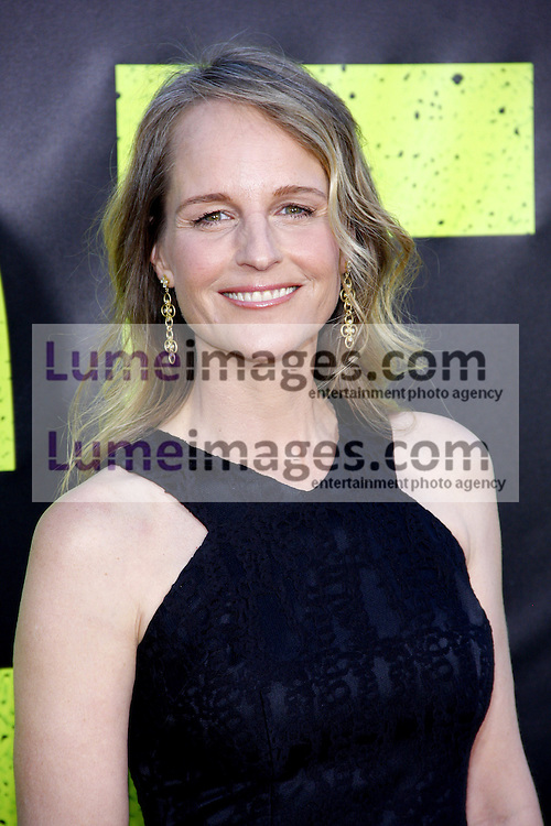 "Helen Hunt at the Los Angeles premiere of 'Savages"" held at the Mann Village Theatre in Westwood on June 25, 2012. Credit: Lumeimages.com"