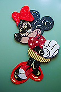Minnie Mouse in Vedado.