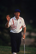 Payne Stewart<br /> US Open 1993<br /> Picture Credit:  Mark Newcombe / www.visionsingolf.com