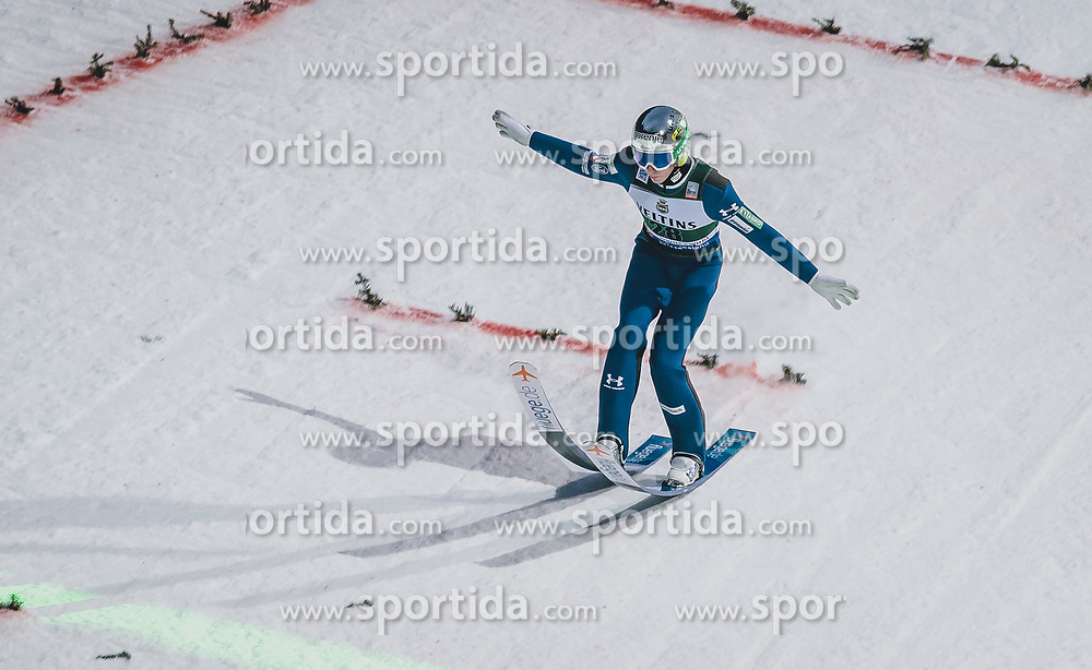 19.01.2020, Hochfirstschanze, Titisee Neustadt, GER, FIS Weltcup Ski Sprung, im Bild Timi Zajc (SLO) // Timi Zajc of Slovenia during the FIS Ski Jumping World Cup at the Hochfirstschanze in Titisee Neustadt, Germany on 2020/01/19. EXPA Pictures © 2020, PhotoCredit: EXPA/ JFK