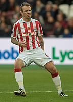 Football - 2016 / 2017 Premier League - West Ham United vs. Stoke City<br /> <br /> Glenn Whelan of Stoke City at The London Stadium.<br /> <br /> COLORSPORT/DANIEL BEARHAM