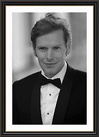 Shaun Evans collectable musuem Quality limited edition archival framed Photograph A2+Mount & frame <br />
