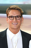 Oliver Proudlock, Dunkirk - World film premiere, Leicester Square Gardens, London UK, 13 July 2017, Allied soldiers from Belgium, the British Empire, Canada, and France are surrounded by the German army and evacuated during a fierce battle in World War II.