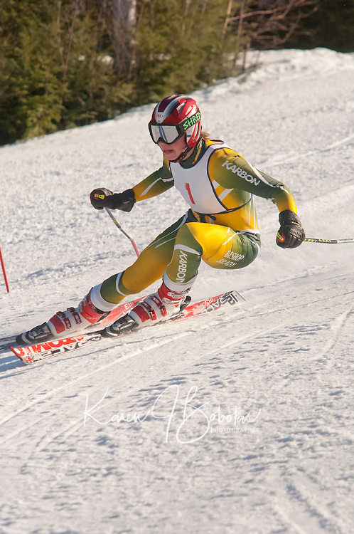Alan Vomacka from State Alpine Champs 2009 Pats Peak
