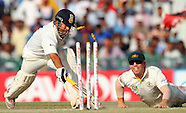 Cricket - India v Australia 3rd Test Day 5 Mohali