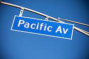 Pacific Avenue Venice Beach California