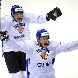20080514: Ice Hockey - IIHF World Championship, USA vs Finland, Halifax, Canada