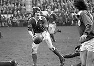 Ireland V Wales 1978