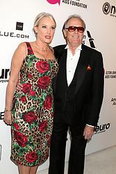 February 24, 2019 - West Hollywood, CA, USA - LOS ANGELES - FEB 24:  Parky Fonda, Peter Fonda at the Elton John Oscar Viewing Party on the West Hollywood Park on February 24, 2019 in West Hollywood, CA (Credit Image: © Kay Blake/ZUMA Wire)