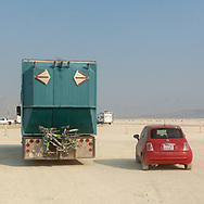 The range of vehicles you see... My Burning Man 2018 Photos:<br />