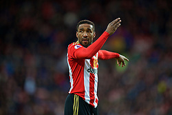 SUNDERLAND, ENGLAND - Monday, January 2, 2017: Sunderland's Jermain Defoe in action against Liverpool during the FA Premier League match at the Stadium of Light. (Pic by David Rawcliffe/Propaganda)