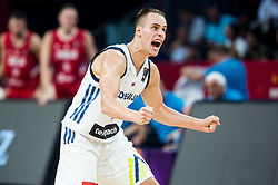 Klemen Prepelic of Slovenia reacts during the Final basketball match between National Teams  Slovenia and Serbia at Day 18 of the FIBA EuroBasket 2017 at Sinan Erdem Dome in Istanbul, Turkey on September 17, 2017. Photo by Vid Ponikvar / Sportida