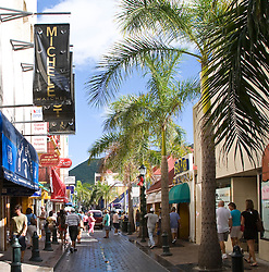 Philipsburg, St. Maarten:  One of the most sophisticated and developed cruise ports in the Caribbean, Philipsburg is known for its multiple high-end jewelry stores and beautiful beach.