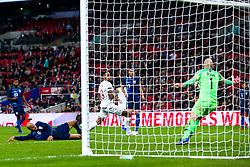 Callum Wilson of England scores a goal to make it 3-0 - Mandatory by-line: Robbie Stephenson/JMP - 15/11/2018 - FOOTBALL - Wembley Stadium - London, England - England v United States of America - International Friendly