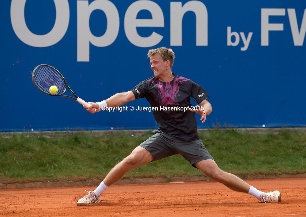 BMW Open 2015, Kevin Krawietz (GER)<br /> Tennis - ATP -  Muenchen  - Germany  -