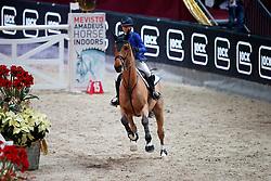 Hugyecz Mariann, (HUN), Chacco Boy<br /> MEVISTO Amadeus Horse Indoor Salzburg<br /> © Hippo Foto - Stefan Lafrentz<br /> 11-12-2016