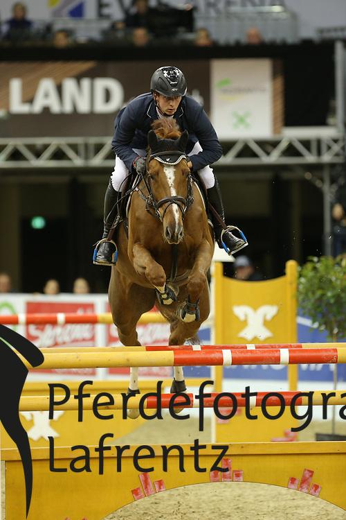 Haßmann, Felix, Horse Gym´s Balance<br /> Oldenburg - Agravis Cup<br /> Youngster Tour<br /> © www.sportfotos-lafrentz.de/ Stefan Lafrentz