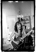 Angus Young, London 1986