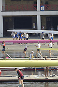 Poznan, POLAND.  2006, FISA, Rowing, World Cup, GV's  round the  'Malta Regatta course;  Poznan POLAND, Fri. 16.06.2006. © Peter Spurrier   ...[Mandatory Credit Peter Spurrier/ Intersport Images] Rowing Course:Malta Rowing Course, Poznan, POLAND