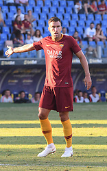 July 20, 2018 - Frosinone, Lazio, Italy - Kevin Strootman during the Pre-Season Friendly match between AS Roma and Avellino at Stadio Benito Stirpe on July 20, 2018 in Frosinone, Italy. (Credit Image: © Silvia Lore/NurPhoto via ZUMA Press)