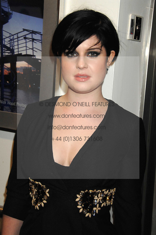 KELLY OSBOURNE at a party to celebrate the launch of the new Fiat 500 car held at the London Eye, Westminster Bridge Road, London on 21st January 2008.<br /> <br /> NON EXCLUSIVE - WORLD RIGHTS (EMBARGOED FOR PUBLICATION IN UK MAGAZINES UNTIL 1 MONTH AFTER CREATE DATE AND TIME) www.donfeatures.com  +44 (0) 7092 235465