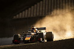February 18, 2019 - Barcelona, Spain - 33 VERSTAPPEN Max (nld), Aston Martin Red Bull Racing Honda RB15, action during Formula 1 winter tests from February 18 to 21, 2019 at Barcelona, Spain - Photo Motorsports: FIA Formula One World Championship 2019, Test in Barcelona, (Credit Image: © Hoch Zwei via ZUMA Wire)