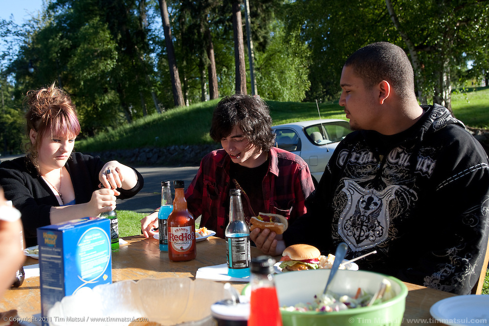 YouthCare Catalyst House, Orion Shelter, and Outreach
