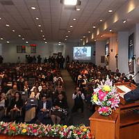 TOLUCA, México.- (Agosto 10, 2017).- José Manzur Quiroga, Secretario General de Gobierno encabezó las actividades del Foro de Cultura Política y Social del Estado de México que se realizó en la Escuela Judicial. Agencia MVT / José Hernández