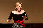 Elīna Garanča mezzo-soprano; Roger Vignoles piano at Wigmore Hall on Friday 11th December 2015