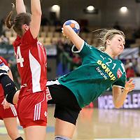 HBALL: 22-10-2016 - Viborg HK - DHC Slavia Praha - EHF Cup