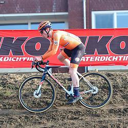 26-01-2020: Wielrennen: Wereldbeker Veldrijden: Hoogerheide <br />Jens Dekker