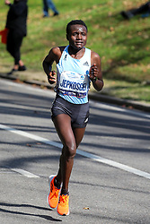Joyciline Jepkosgei<br /> TCS New York City Marathon 2019