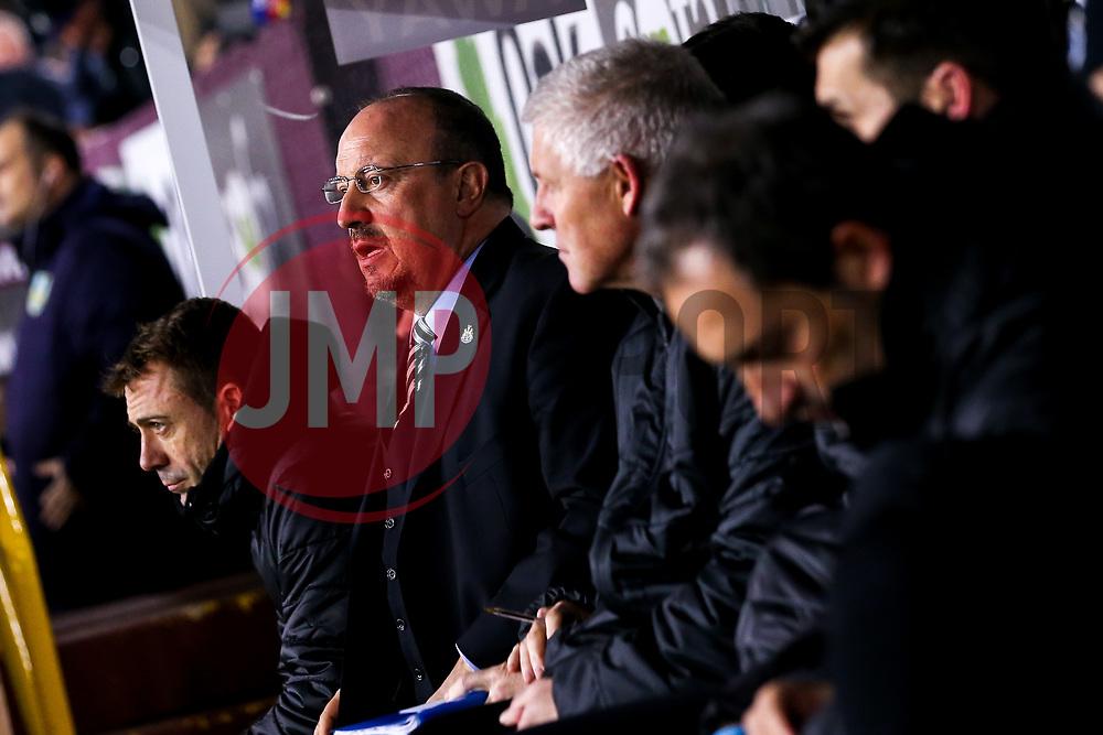 Newcastle United manager Rafa Benitez - Mandatory by-line: Robbie Stephenson/JMP - 26/11/2018 - FOOTBALL - Turf Moor - Burnley, England - Burnley v Newcastle United - Premier League