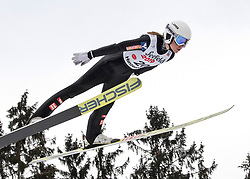 01.02.2019, Energie AG Skisprung Arena, Hinzenbach, AUT, FIS Weltcup Ski Sprung, Damen, Qualifikation, im Bild Marita Kramer (AUT) // Marita Kramer (AUT) during the woman's Qualification Jump of FIS Ski Jumping World Cup at the Energie AG Skisprung Arena in Hinzenbach, Austria on 2019/02/01. EXPA Pictures © 2019, PhotoCredit: EXPA/ Reinhard Eisenbauer